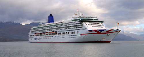 P&O Cruises Aurora Cruise Ship - Cruises from Southampton