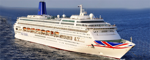 P&O Cruises Oriana Cruise Ship - Cruises from Southampton