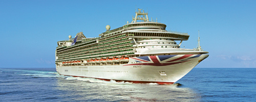 P And O Cruises From Southampton