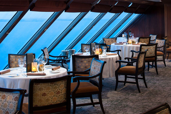 Azamara Club Cruises Azamara Pursuit Specialty Dining