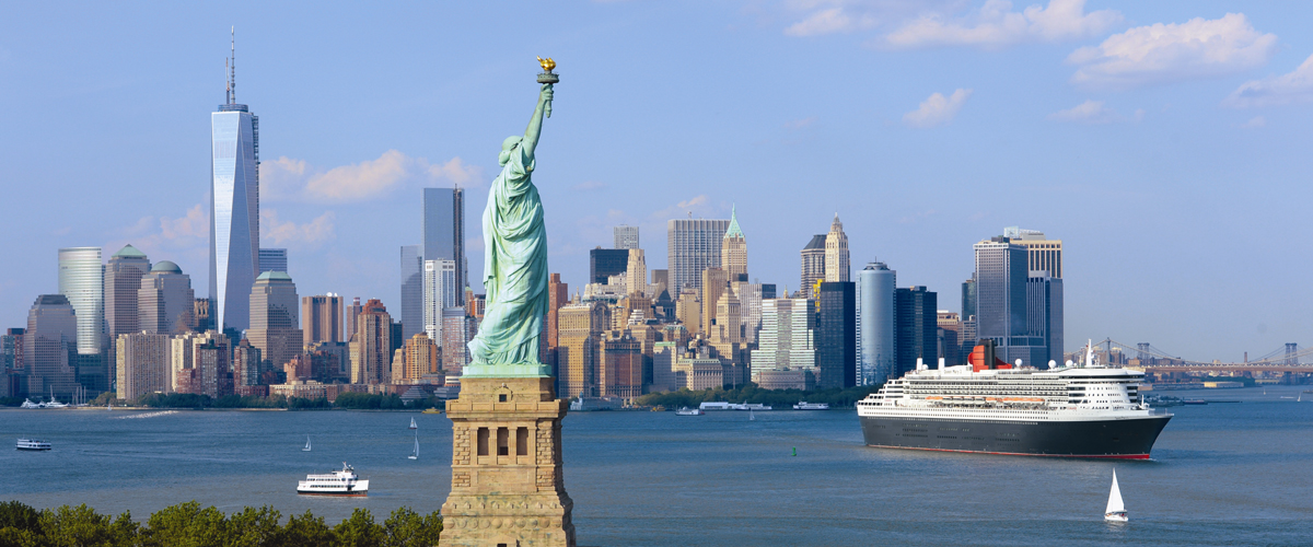 Queen Mary 2 Cruises from Southampton - New York Transatlantic