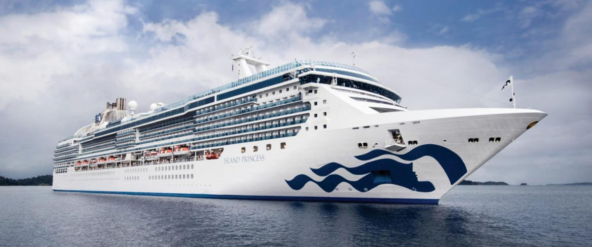 Princess Cruises Island Princess Cruises from Southampton 2020
